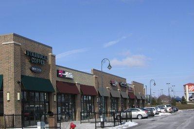 Hook Commons Shopping Center